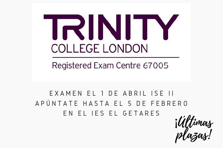 Anuncio Trinity